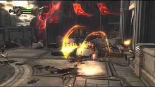 God Of War 3 Starting Gameplay [HD 720p]