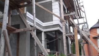 видео Утепленные клинкерные термопанели для фасада дома