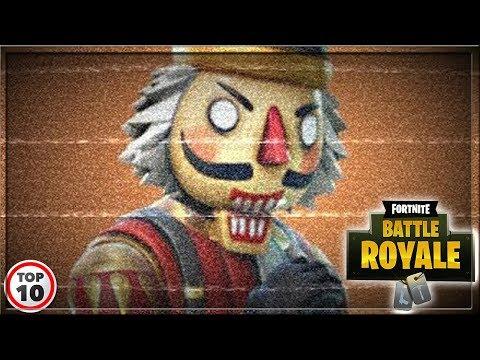 Top 10 Scary Fortnite Creepypastas