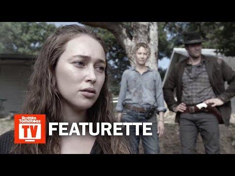 Fear the Walking Dead Season 4 Featurette | 'Wrapping Up Season 4' | Rotten Tomatoes TV