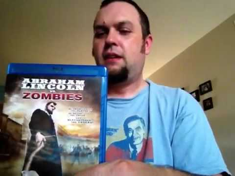 Download Movie Review: Abraham Lincoln VS Zombies (2012)