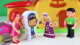 Pepee Okula Gitmek İstiyor Bebe Pepeyle Oyun Oynamak İstiyor Pepee Yeni Bölüm