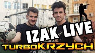 turboKRZYCH - IZAK LIVE | odc.2