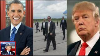 "Former Obama Secret Service Agent Drops A BOMBSHELL About Trump Wiretapping! ""It's About To BLOW WID"