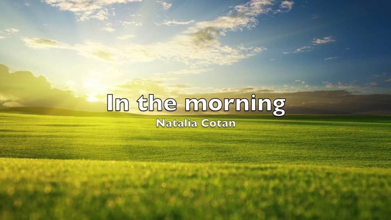 Natalia Cotan In The Morning