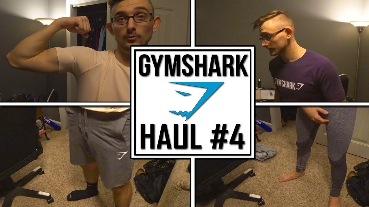 ea062a5d Gymshark Haul || New Eaze Collection, Mens Flex Leggings, & MORE ...