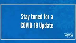 March 30, 2020 - Mayor Castor Live Update