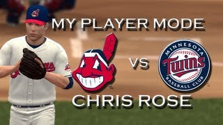 MLB 2K12: COMPLETE GAME SHUTOUT - My Player Mode - Chris Rose - EP 27