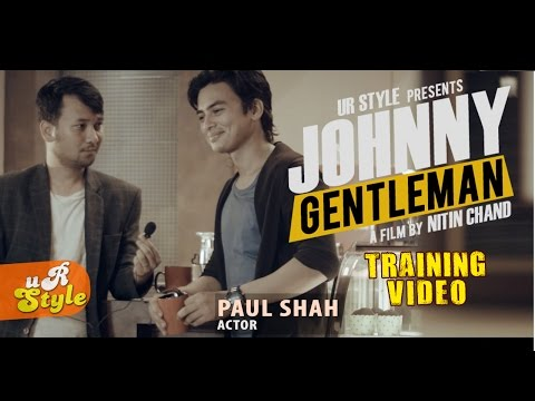 Training Session : Johnny Gentleman : The Movie