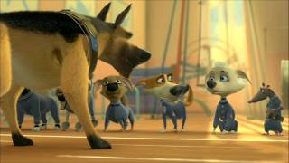 SPACE DOGS 3D (ΣΚΥΛΑΚΙΑ ΣΤΟ ΔΙΑΣΤΗΜΑ 3D) TRAILER - ΜΕΤΑΓΛΩΤΙΣΜΕΝΟ