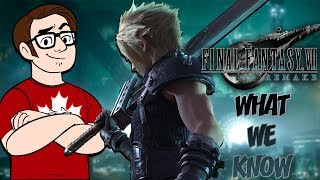 Final Fantasy VII Remake: What We Know So Far