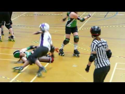 Wiltshire Roller Derby v Hereford