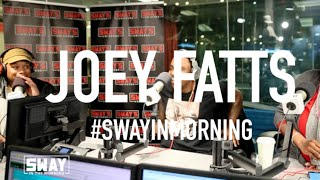 Joey Fatts Tells His Inspirational Story, Freestyles Live & Rappers Who Claim They Gang Bang