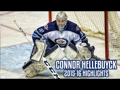 Connor Hellebuyck | 2015-16 Highlights