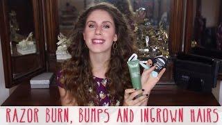 Shaving Without Razor Burn, Bumps, Or Ingrown Hairs!