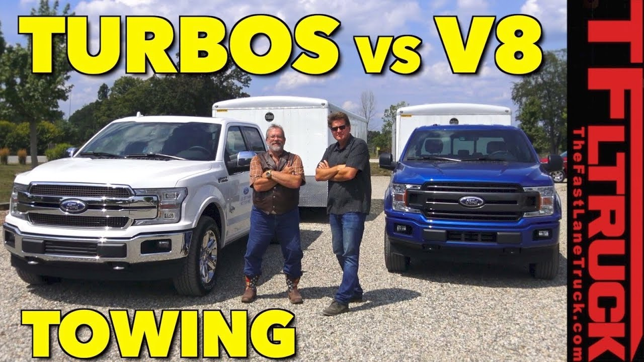 2018 ford 3 4 ton truck. plain 2018 2018 ford f150 two turbos or one v8  which is better for towing and ford 3 4 ton truck w