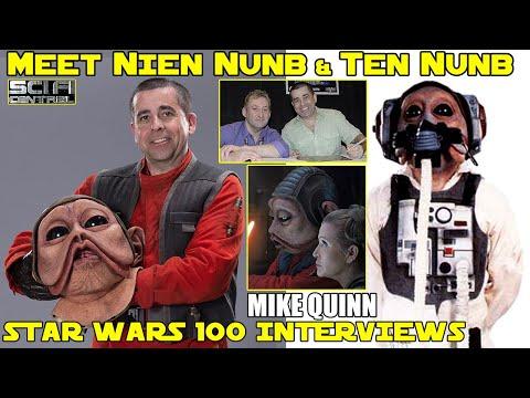 Star Wars 100 Interviews: MIKE QUINN had a Major Hand In Star Wars
