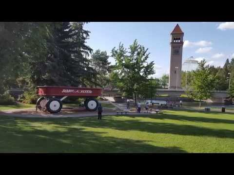 Best places to visit - Spokane, Washington