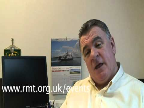 RMT Shipping Bulletin with Steve Todd (November 9, 2010)
