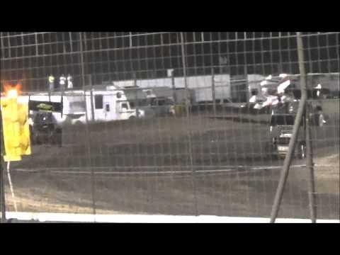 Jeremy Huish Wheatshocker Nationals Wakeeney Speedway 7 10 15