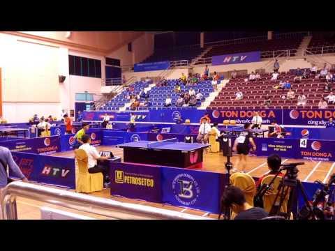 Cây vợt vàng 2017 | Nguyễn Văn Ngọc (cement Hoàng Thạch) vs Passara Pattaratorn (THAILAND) [part 1]