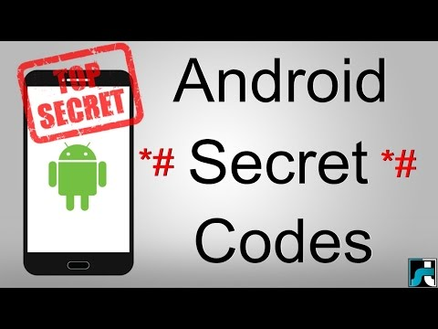 60+ Android Secret Codes List 2019 (Hidden Codes)