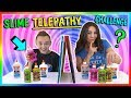 SLIME TELEPATHY CHALLENGE | Does mom pass or fail? | We Are The Davises
