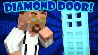 Why Diamond Doors Don't Exist - Minecraft