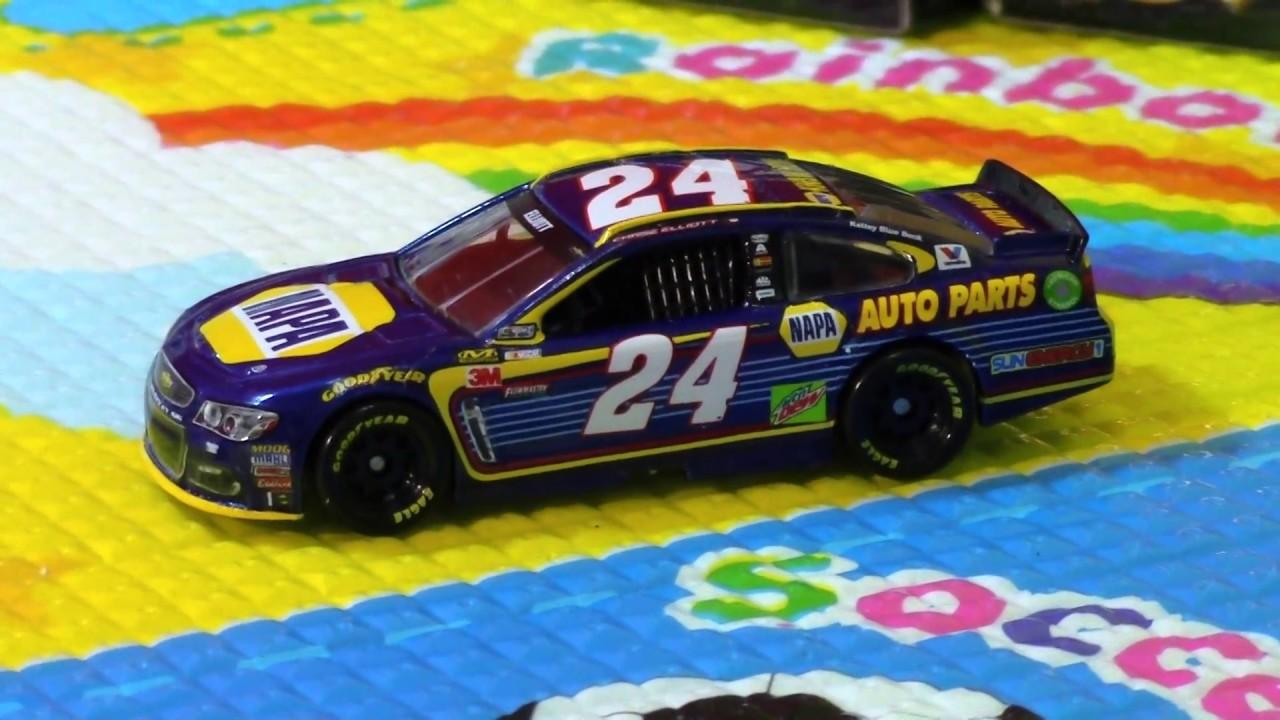NASCAR Action Racing Collectables - Nascar Diecast Chase Elliott #24 Napa  Auto Parts 02816 pt
