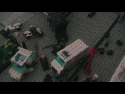Resident evil LEGO CITY