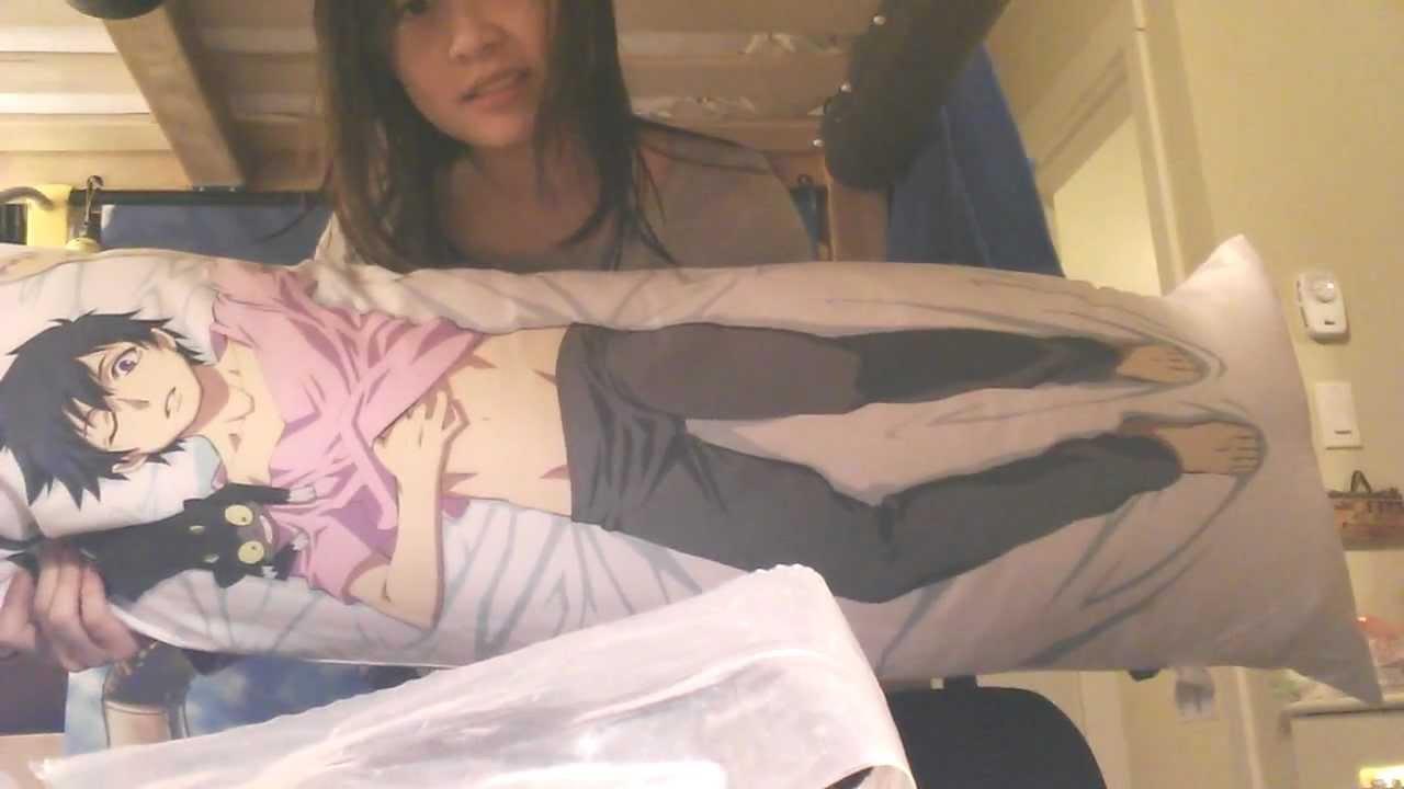Unwrapping Rin Okumura Body Pillow  YouTube