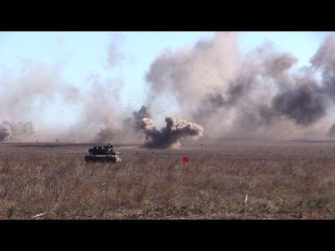 Атака с Азова: