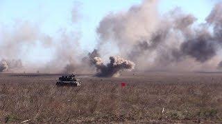 Атака с Азова: ситуация в Мариуполе (+English subtitles)