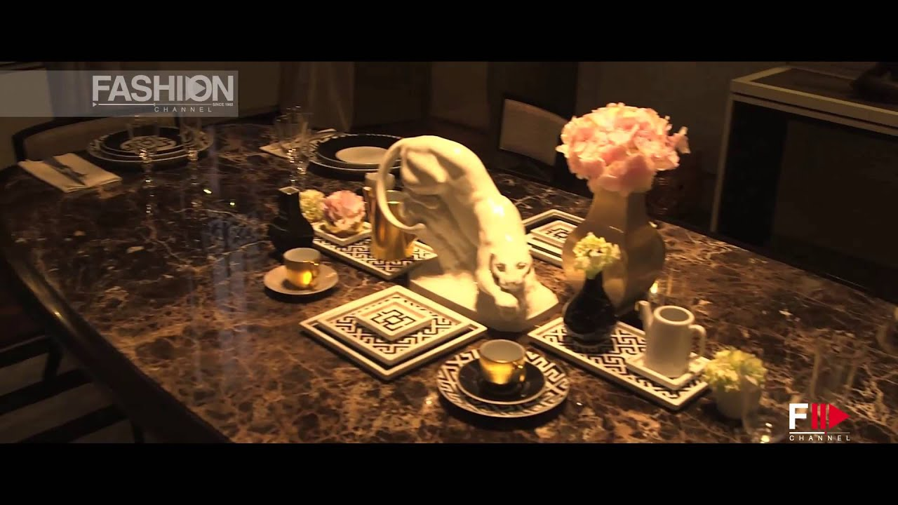Meissen Couture meissen couture home collection design week 2015 by fashion channel