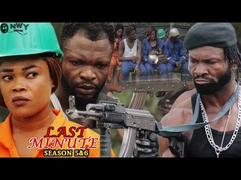 Last Minute Season 5 & 6 - Movies 2017 | Latest Nollywood Movies 2017 | Family movie