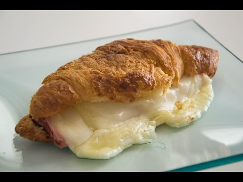croissant-jambon/fromage