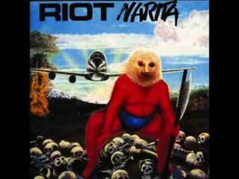 Riot - Road Racin'