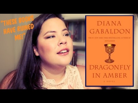 Dragonfly in Amber by Diana Gabaldon BOOK REVIEW | Tashapolis