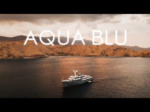 Onboard the Aqua Blu: An Adventure of a Lifetime