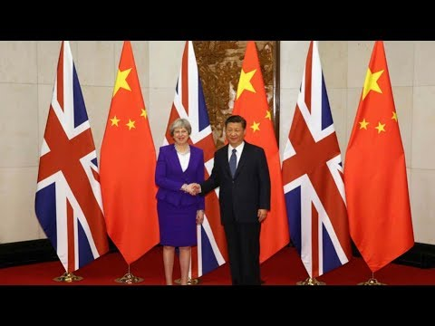 China and UK are stepping into a 'Golden Era'