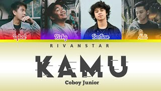 Coboy Junior - Kamu (Color Coded Lyrics)