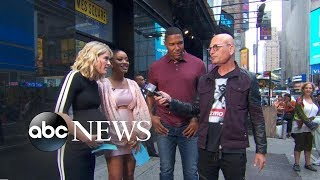 Howie Mandel's Times Square Takeover