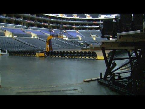 Sustainable Stadium - STAPLES Center