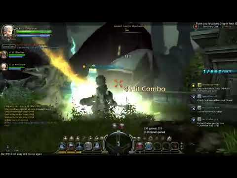Dragon Nest SEA CBT #017: Spike Yo Butts