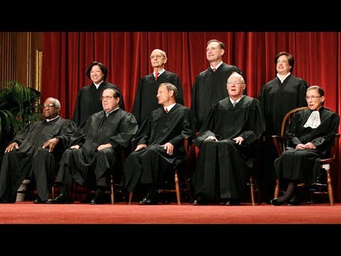 Listen To The Supreme Court Hear The Campaign Finance Case