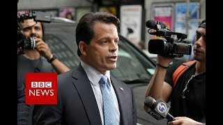 Scaramucci on Trumps Statement about Charlottesville - BBC News