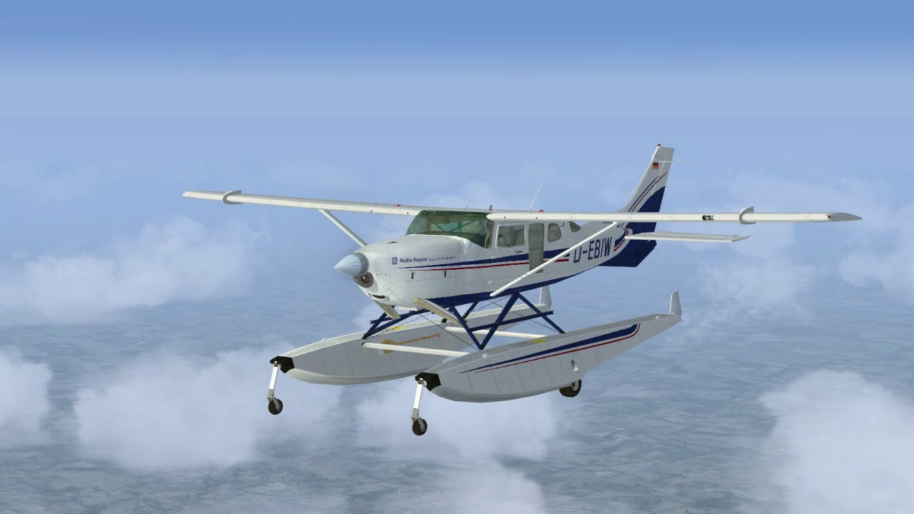 FSX Freeware Special: Cessna T206H Soloy Turbine Pack