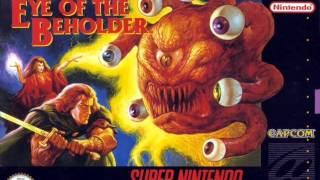 Advanced D&D Eye Of The Beholder FULL soundtrack (SNES)