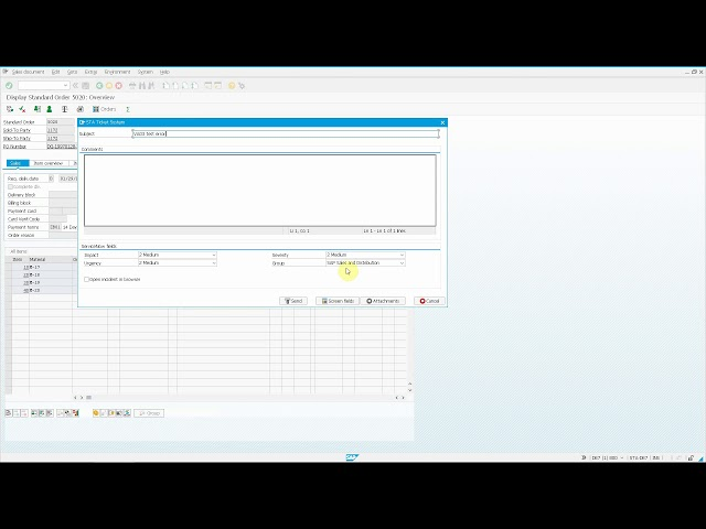 ServiceNow: Automatic group determination based on SAP transaction or module