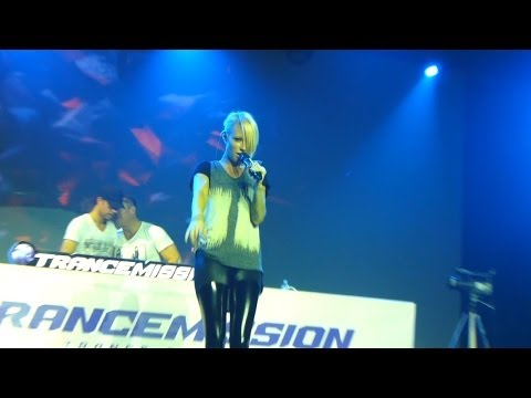 Cosmic Gate feat Emma Hewitt - Be Your Sound live @ Trancemission SPb (13.04.2013)